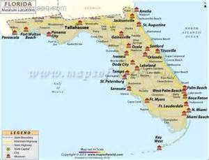 west florida map with cities west coast florida map cities images