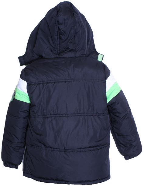 Jaket 3th Ixtreme Boys 2t 3t 4t Toddler Quilted Winter