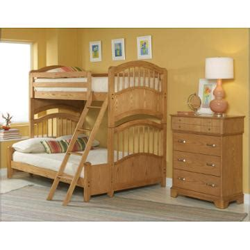 Living Home Furnishings Bunk Bed 6630 370 Broyhill Furniture Attitudes 2 Pair Bunk Bed