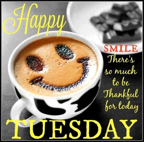 Smile There happy tuesday smile theres so much to be thankful for