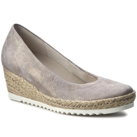 Wedges Glosy 12cm espadrilles gabor 62 500 93 taupe espadrilles low shoes s shoes www efootwear eu