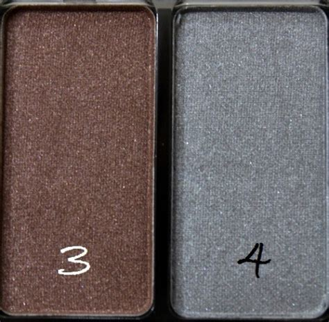 Eyeshadow H M h m metallic eyeshadows palette review