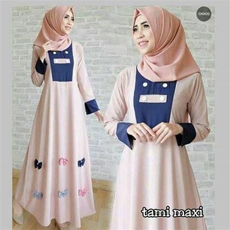 Tammi Maxi Jual Baju Muslim Modern Tami Maxi Muslimodis