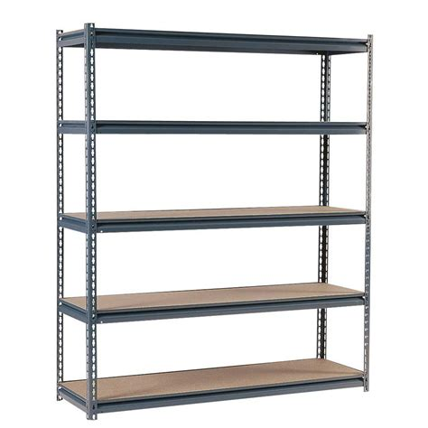 home depot decorative shelving hdx 48 in w x 72 in h x 18 in d decorative wire chrome