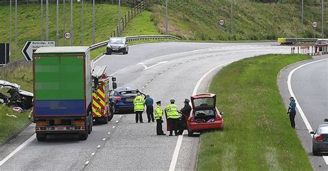 banbridge crash police  victim   vehicle crash belfast
