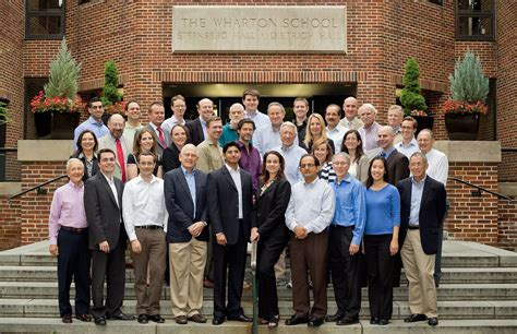 Wharton Mba Faculty by 2013 Management Department