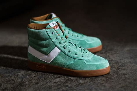 pony sneakers ruffstarr 187 sneakers of the day pony is set to