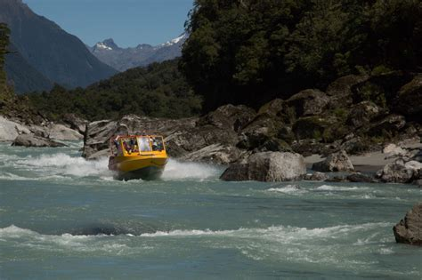 jet boat nz best jet boat rides in new zealand s north island south