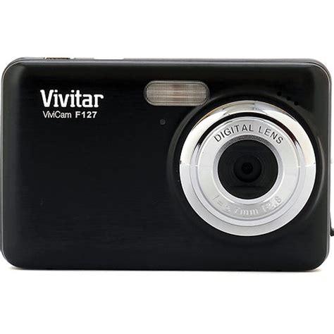 Vivitar 14 1mp Digital vivitar 14 1mp vivicam f127 digital vf127 blk box