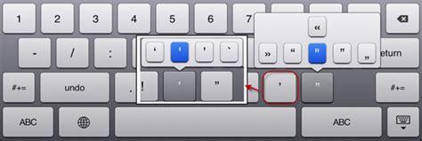 keyboard layout question mark ipad tips tricks keyboard shortcuts for ipad