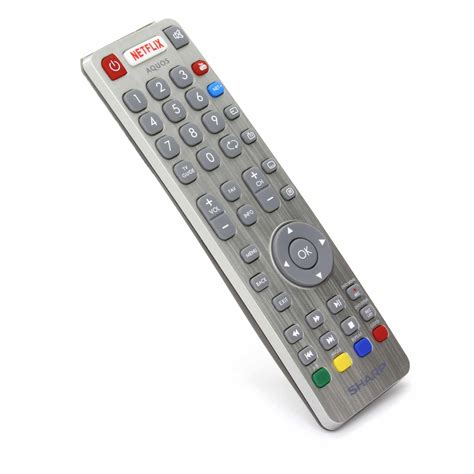 Remote Tv Sharp Aquos genuine sharp aquos rf smart tv remote with