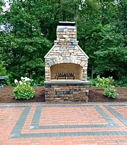 Masonry Outdoor Fireplace Kit - outdoor fireplace kits modular masonry fireplace kits outdoor stone fireplace kits