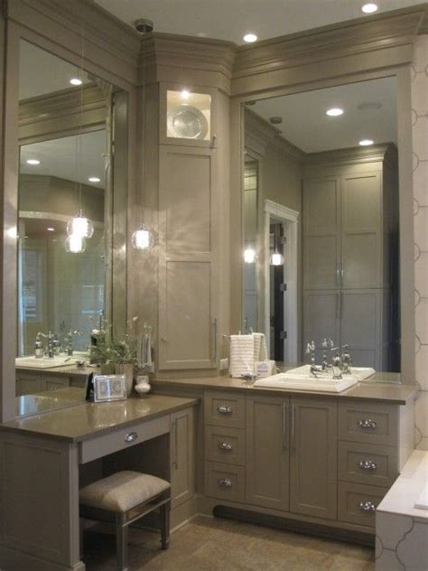 bathroom cabinets with makeup vanity 1888 best bathroom vanities images on bathroom
