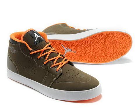 air v1 chukka casual shoes black white gray
