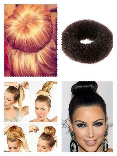 how to do a chongo chongo dona m 225 gico peinado cabello diy f 225 cil moda belleza