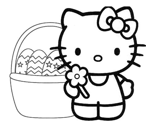 coloring pages hello kitty easter easter coloring sheets 2018 dr odd