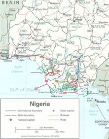 and gas map of nigeria pipelines map crude petroleum pipelines