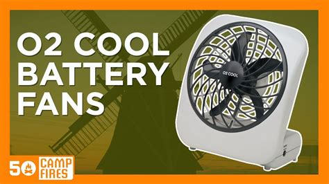 cing fans battery operated cing gear 02 cool battery powered fans youtube