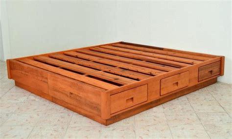 wood bed frame no headboard best 10 no headboard ideas on pinterest no headboard
