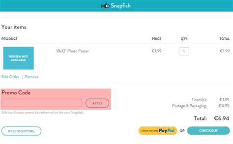 discount vouchers snapfish uk snapfish ie promo code 15 off discount code 13 more
