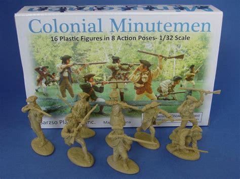 barzso mm revolutionary war colonial minutemen  piece