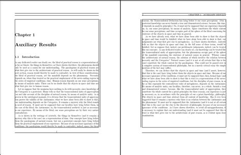 book layout margins swap even and odd page margin in document class book tex
