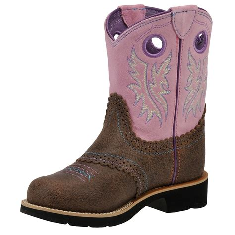 boots toddler ariat fatbaby toddler youth boot ebay