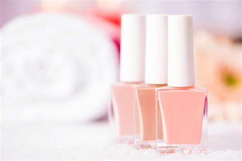 2 color nail what your nail color reveals about you reader s