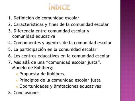 issuu ii parte experiencias y propuestas de share the knownledge la comunidad escolar 1