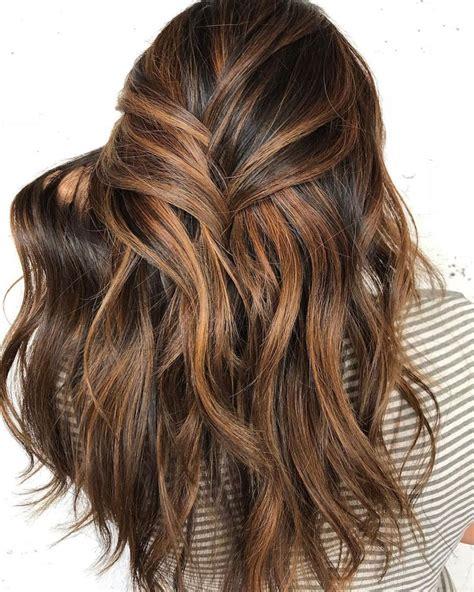 chocolate hair color with caramel highlights brown hair with caramel highlights caramel mocha