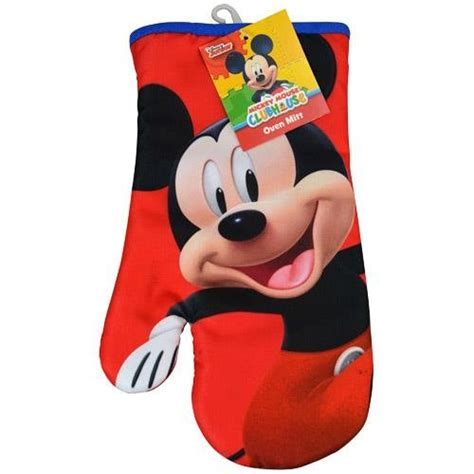 Oven Mickey Mouse disney mickey mouse oven mitt 1 ebay
