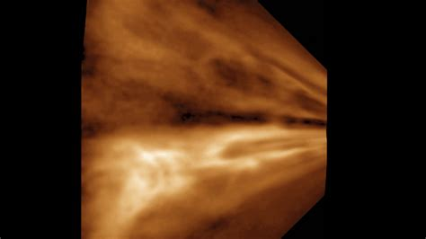gif format features images from sun s edge reveal solar wind origins nasa