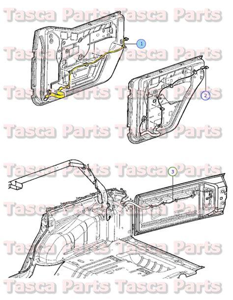 2005 jeep wrangler wiring harness wiring diagram