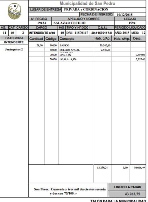 sueldo empleado municipal 2016 sueldo de bancarios 2016 los sueldos de comercio