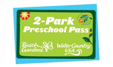 Busch Gardens Summer Pass - free preschool pass busch gardens williamsburg amp water country usa southern savers