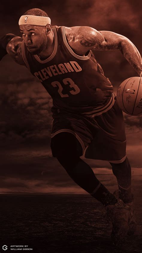 lebron james wallpaper hd iphone 6 lebron james 2016 wallpapers wallpaper cave