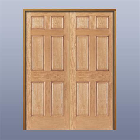 double interior doors prehung