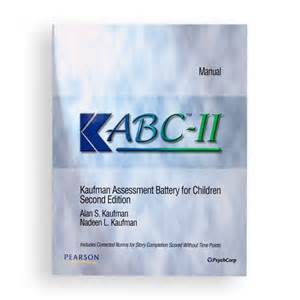 Kabc Ii Nonverbal Index Sample Report Kabc Ii Kaufman Assessment Battery For Children Second
