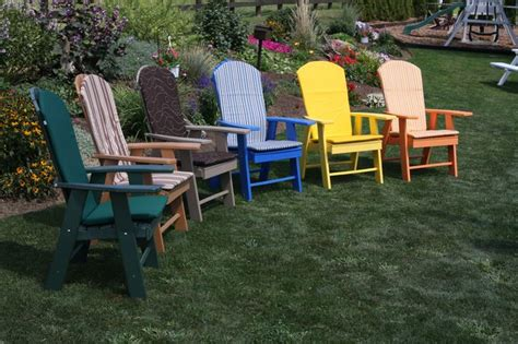 recycled plastic upright adirondack chairs upright polywood adirondack chairs accessorize with a
