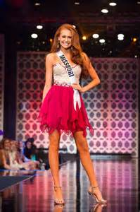 Miss Wardrobe by Stratton Miss Missouri Usa 2015 Walks The
