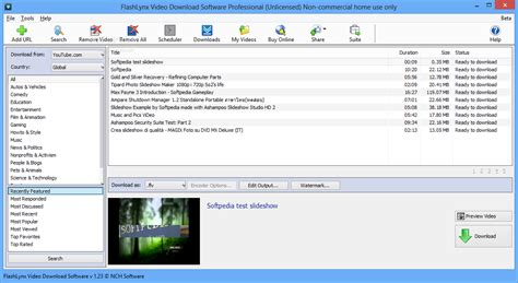 best free downloaders flashlynx software professional