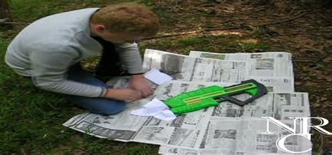 How To Make A Paper Smg - how to make a model of the halo 3 assault rifle 171 props