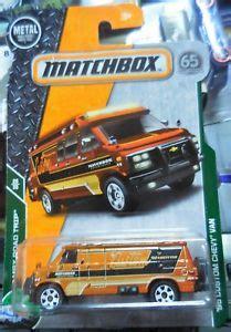 Matchbox 95 Custom Chevy Mbx 2018 Matchbox D Mbx Road Trip 1995 Custom Chevy