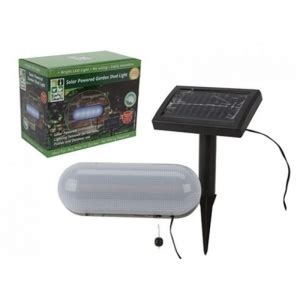 Solar Powered Garden Shed Light 957004 Ebeez Co Uk Solar Powered Shed Lights Uk
