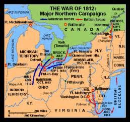 salla war of 1812 timeline