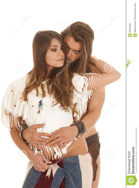 hairstyle for hopi indian girls couple long hair man behind native american woman eyes