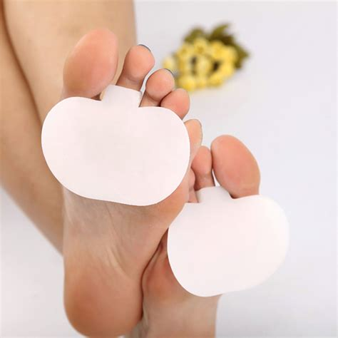 silicone forefoot pad foot care silicone forefoot pad relief massaging