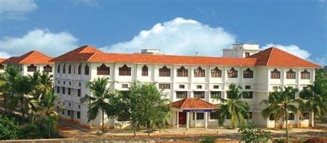 Mba Colleges In Trivandrum District by Top Engineering Colleges Christian Missionaries In