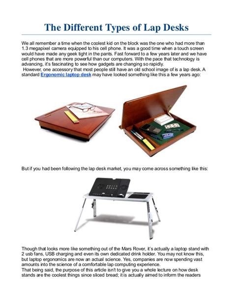 different types of desks the different types of desks