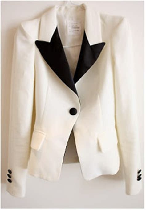 Blazer Baju Jaket Wanita Korea Unik model baju kerja formal blazer wanita 2013 caratika